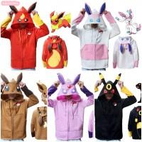 Sudaderas Pokemon - Varios modelos a elegir