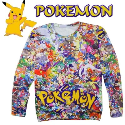 Pokemon - Camiseta Unisex
