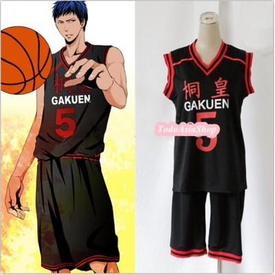 Kuroko no Basket - Uniforme Aomine Daiki