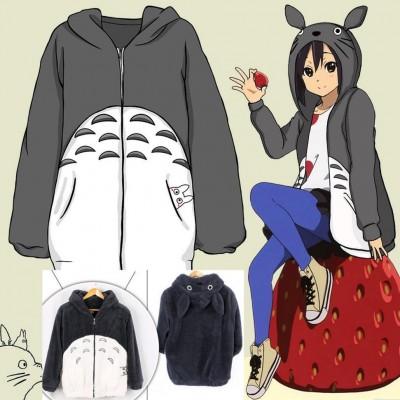 Chaqueta Polar de Totoro