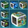 Reloj Despertador Minecraft