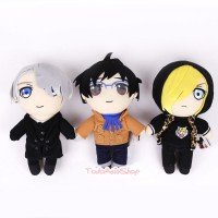 Peluches de Yuri On Ice - Varios Modelos