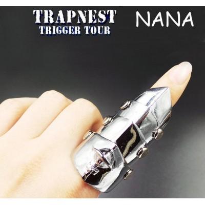Nana - Anillo Dedo Metalico