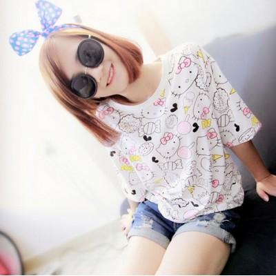 Camiseta de Hello Kitty